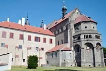 Bazilika svatého Prokopa v Třebíči.