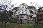 Borovinský zámek.