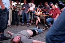 Třebíčské slavnosti piva 2008