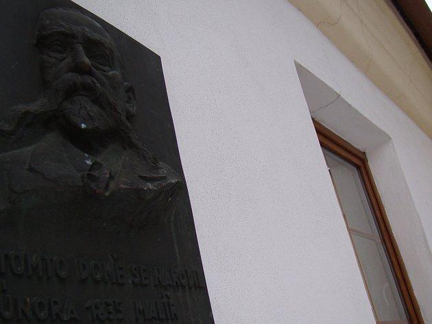 Rodný dům F. B. Zvěřiny.