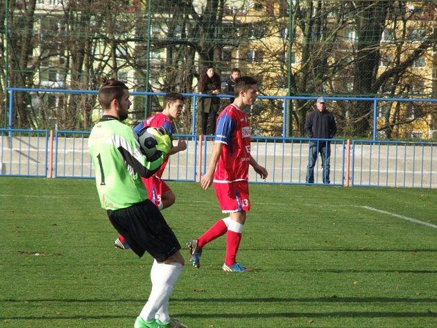 Hráči Třebíče si podle vlastního trenéra za výkon proti Mohelnici nezasloužili ani bod.