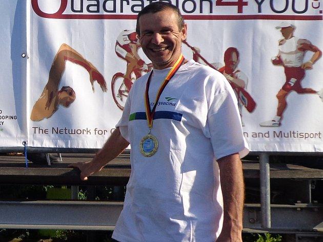 Mejzlík obhájil v Bratislavě zlato