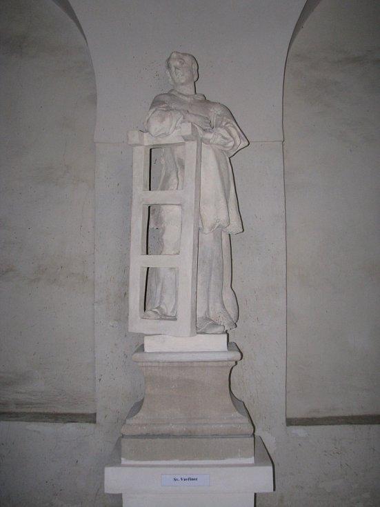 Sv. Vavřinec.