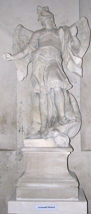 Archanděl Michael.