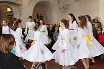 Oslavy nejveselejšího židovského svátku Purim.