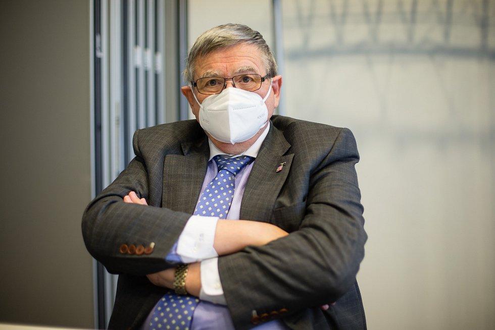 Předvolební debata Deníku Vysočina - Jiří Běhounek (lídr ČSSD).