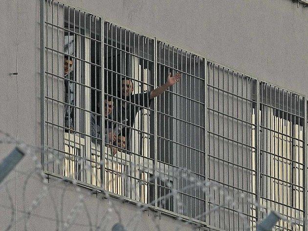 Rapotická věznice.