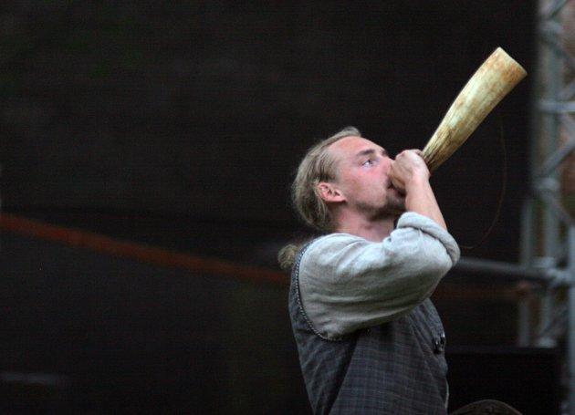 Svátek Beltine v Náměšti nad Oslavou