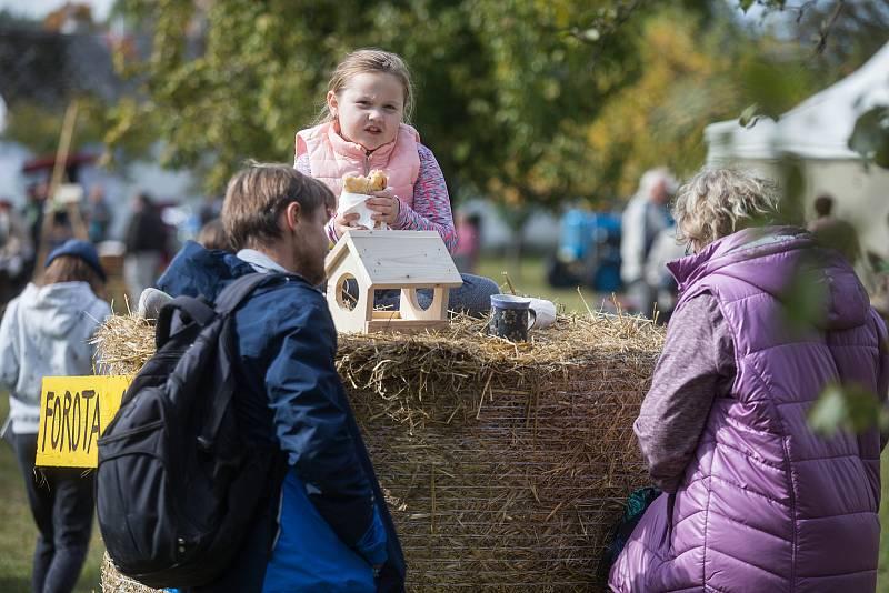 Předešlé ročníky akce Den venkova na žďárském zámku
