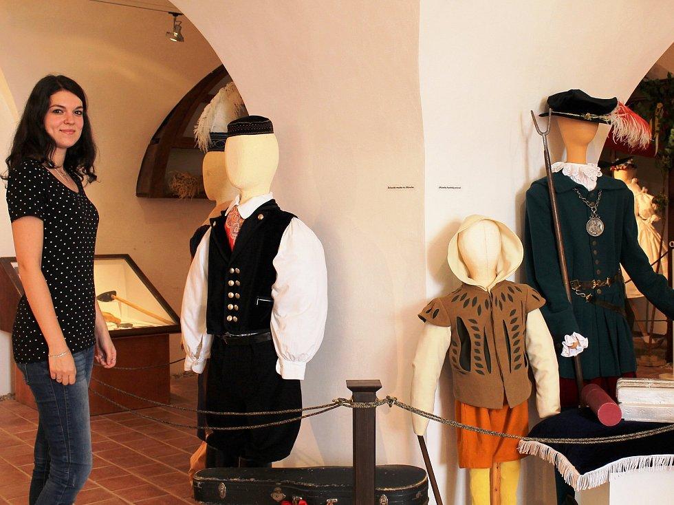 Výstava tradiční lidové kultury Kraje Vysočina.