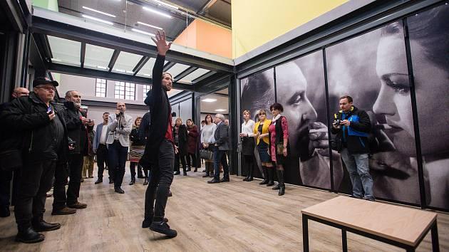 OBRAZEM: Z bývalého třebíčského kina Moravia je místo k setkávání