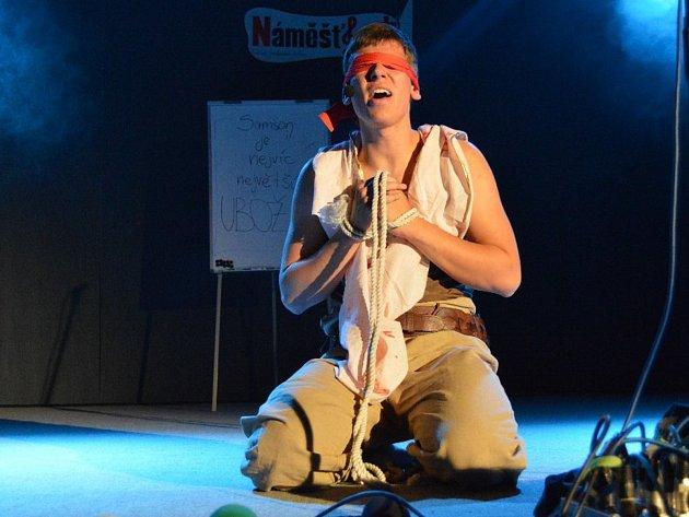 Festival Náměšťfest.