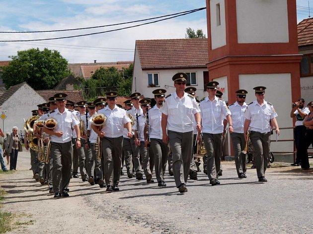 Obyvatelé Ohrazeni slavili 600. výročí založení obce.