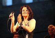 Portugalský soubor Reyfado Lisboa zahájil 32. ročník Folkových prázdnin v Náměšti and Oslavou.