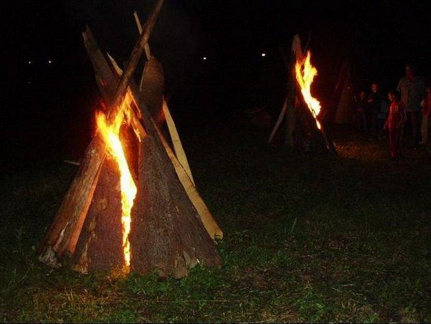 Pohleď na Havlíčkobrodsku si připomene zvyky, které kdysi na venkově doprovázely svatojanskou noc.
