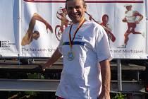 Z Německa si Petr Mejzlík veze zlatou medaili.