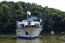 Loď Vysočina.