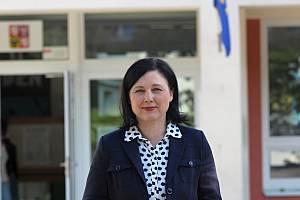 Česká eurokomisařka Věra Jourová.