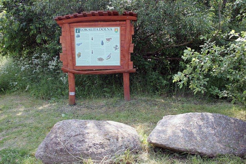 Přírodní lokalita Dolna u Rapotic
