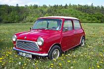 Mini Cooper Mk II z roku 1967