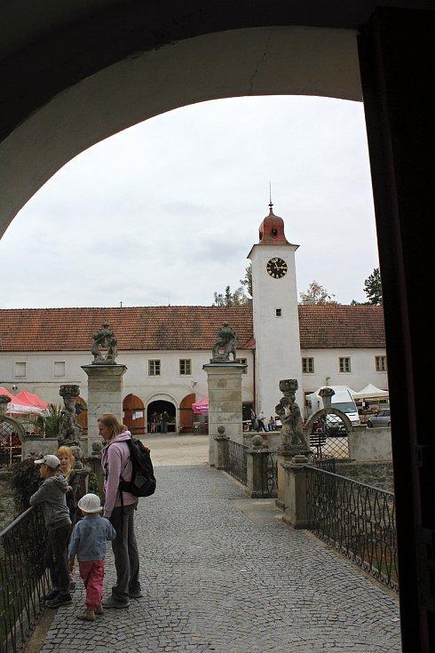 Oslavy výročí 480 let od povýšení na městečko v Budišově.