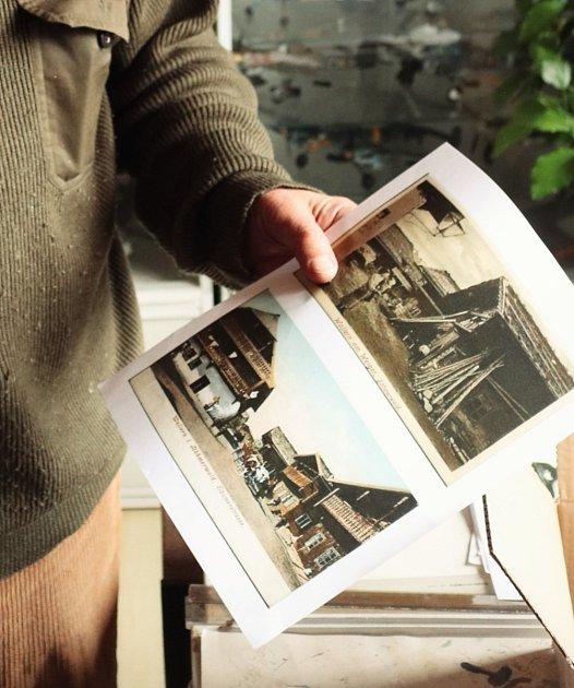 """""""Teď pracujeme na velmi zajímavé věci. Na Šumavě voblasti Kašperských hor vzniká muzeum, které připomene, jak území vypadalo před odsunem Němců. Vytváříme modely zaniklých vesnic, podobu zmizelých domů ihospodářských objektů,"""" popsal Vrška."""