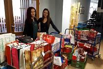 Letošní kapacita dárku pro seniory v náměšťském domově důchodců se zaplnila během hodiny a půl.
