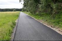Nový okruh je tři a půl kilometru dlouhý a má asfaltový povrh široký tři metry.