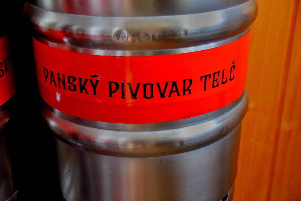 Panský pivovar Telč.