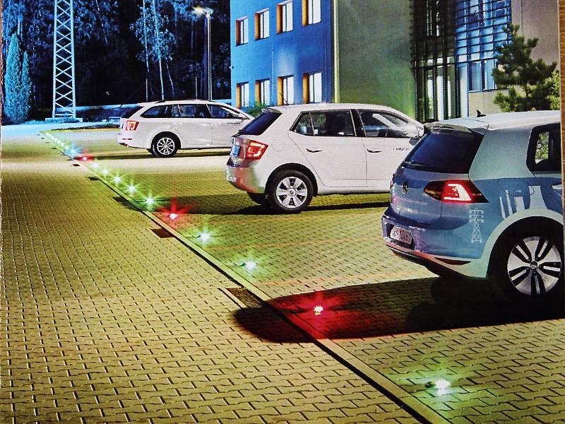 Smart city polygon v Plzni.