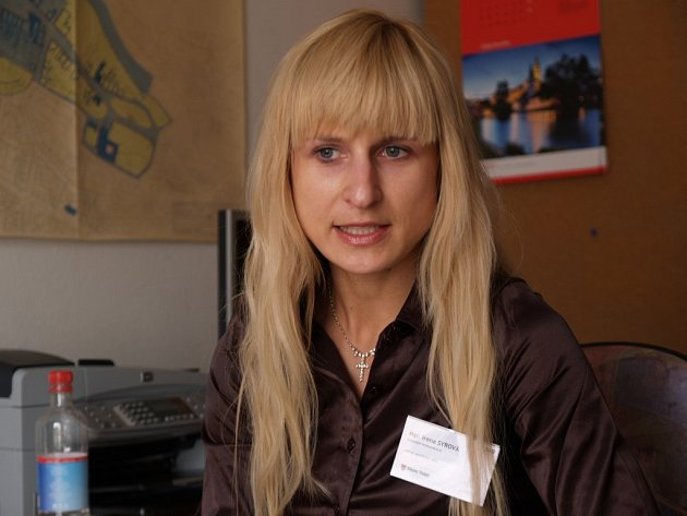 Irena Syrová, manažerka komunikace třebíčské radnice