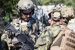 Vojenského cvičení Ample Strike 2019.