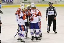 Hokejisté Třebíče zvládli duel ve Frýdku-Místku, kde díky třem využitým přesilovkám vyhráli 3:2.