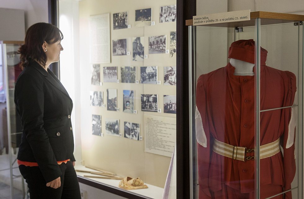 Výstava na téma historická slavnost Barchan.