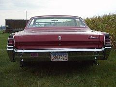 Mercury Monterey Hard Top Coupé z roku 1966