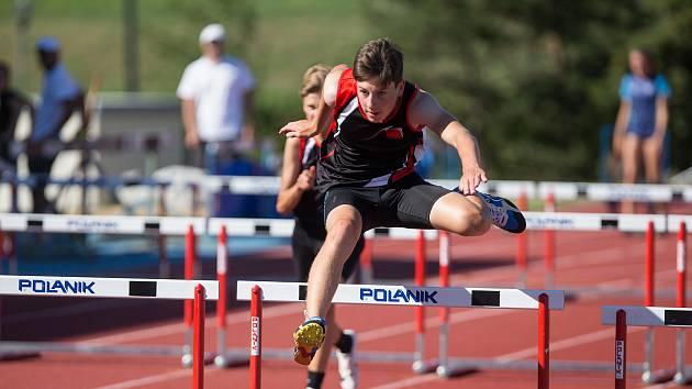 Atletické závody, ilustrační foto.