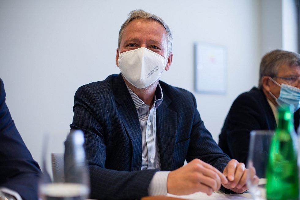 Předvolební debata Deníku Vysočina - Vít Schrek (ODS a STO).