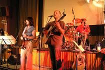Legenda je zpátky. Novoměstská kapela Králíci, tentokrát pod názvem Králíčci, potěšila po letech své fanoušky.