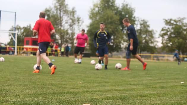 Fotbalisté Koněšína rozdrtili Myslibořice
