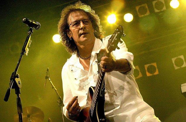 V Třebíči poprvé hrála kapela světového jména - Smokie.