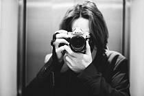 Třebíčský fotograf Vojmír Blažek představuje v elektrárně své dvě životní lásky
