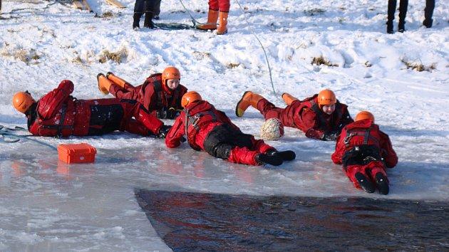 Vodní záchranáři.
