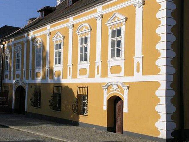 Rodný dům proslulého designéra a architekta Josefa Hoffmana.