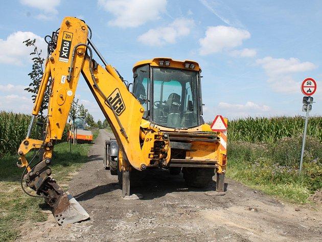Ve firmě, která rekonstruuje několik silnic na Vysočině, dalo mnoho lidí výpověď