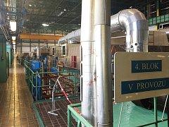 Energetici v Dukovanech po kontrole spustili čtvrtý blok.