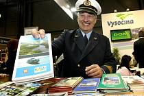 Kapitán lodi Vysočina láká k návštěvě našeho kraje.