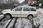K dopravní nehodě u Vladislavi došlo ve čtvrtek ráno.