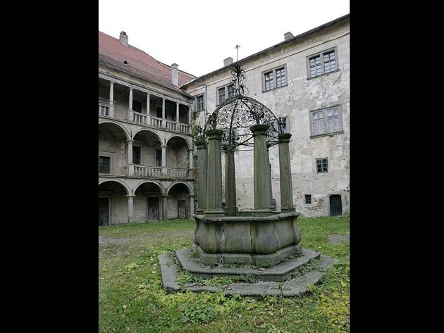 zámek Brtnice
