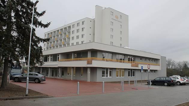 Nové Alzheimercentrum Třebíč.