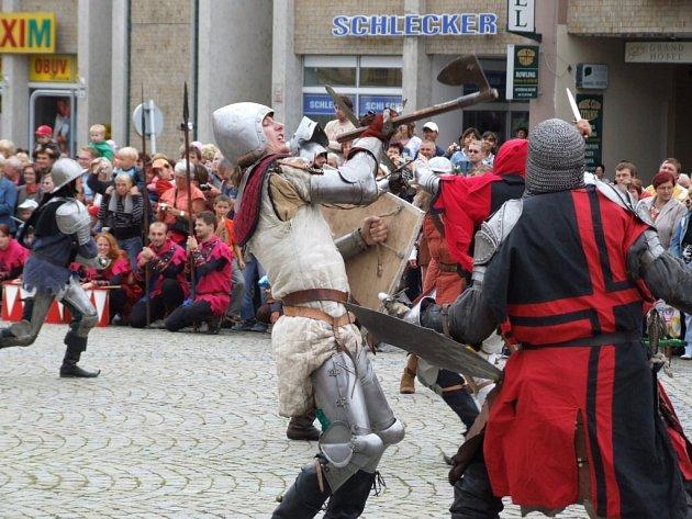 Velkolepými oslavami si město Třebíč už popáté připomnělo zápis svých památek na prestižní seznam UNESCO.